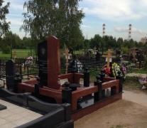 """Готовый памятник, сделано в ООО """"Посбон"""" 2019"""
