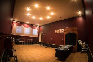 Прощальный зал ритуального агентства Посбон в Пушкино